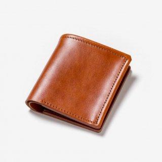 シンプル・コンパクトな二つ折り革財布 | SUAVE ウォレット 18001