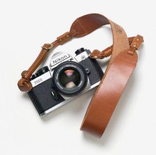 しなやかな革のカメラストラップ | SUAVE カメラストラップ 12007
