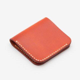 コンパクトな二つ折り財布 | DURAM コンパクト二つ折り財布 11006