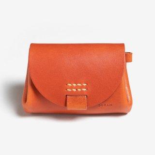 丸みがかわいい革財布 | DURAM マルチプルパース 11012