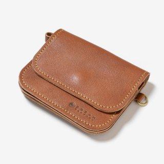 コンパクトで機能的な革財布 | DURAM コンパクトデイウォレット 13014(C)