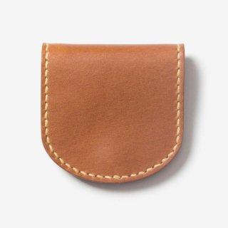 シンプルなデザインの馬蹄形コインケース | DURAM コインケース 9006
