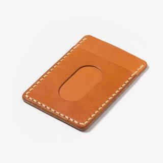 シンプルな革製パスケース | DURAM パスケース 9004