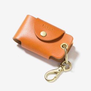 かさ張る鍵をスマートにまとめる革製キーケース | DURAM スマートキーケース 7005