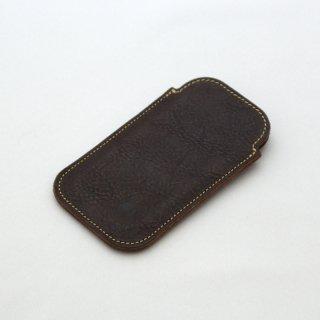 ナチュラルな革のスマホケース | DURAM スマートフォンケース S 13012