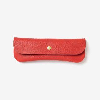 しなやかな革のペンケース | DURAM フラップポーチA 14012