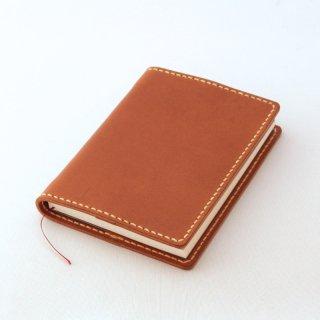 手縫いの手帳カバー | DURAM 手帳カバーA6 9008