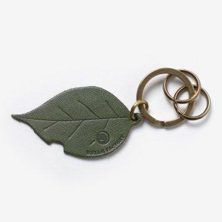 木の葉のキーホルダー | DURAM 木の葉キーホルダー 14032
