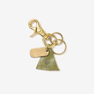 真鍮無垢のレバースナップキーホルダー | DURAM レバースナップキーホルダー 14037
