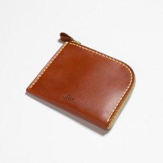 コンパクトなラウンドファスナーの革財布 | Stico ファスナーウォレット 15017(D)