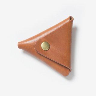 小さな三角形のコインケース | DURAM トライアングルコインケースS 15016