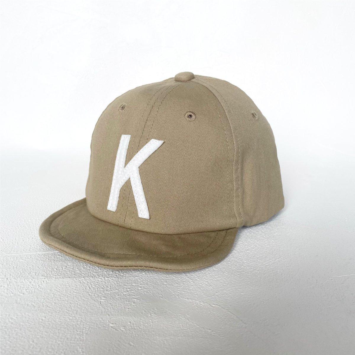 【KIDS】Kids Sim Logo Cap 詳細画像2