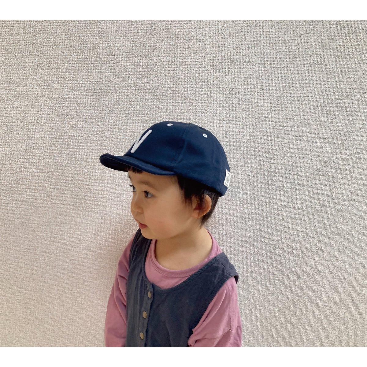 【KIDS】Kids Sim Logo Cap 詳細画像35