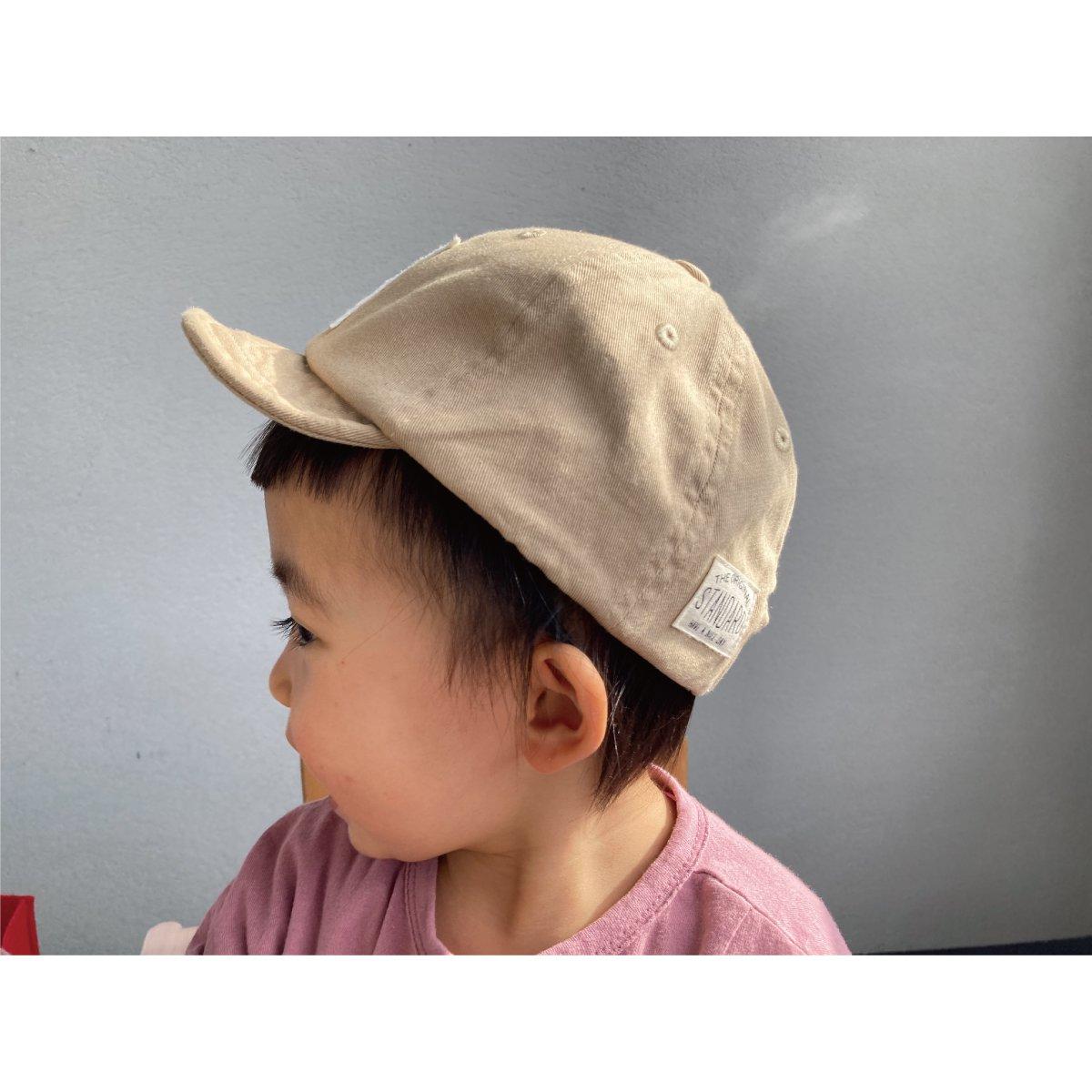 【KIDS】Kids Sim Logo Cap 詳細画像39