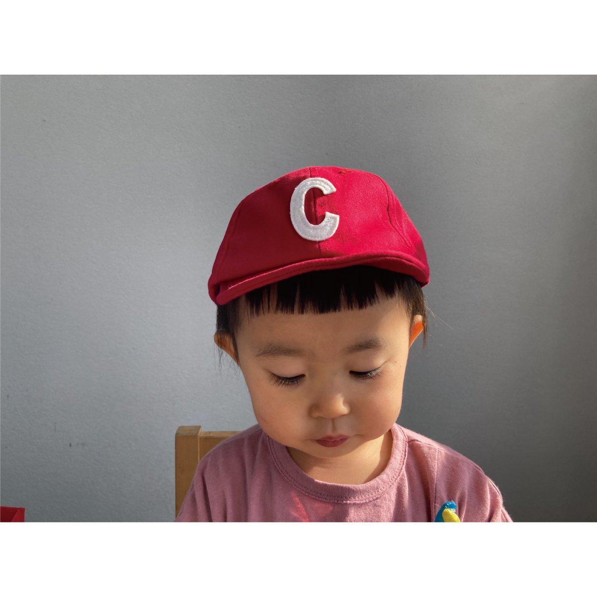 【KIDS】Kids Sim Logo Cap 詳細画像40