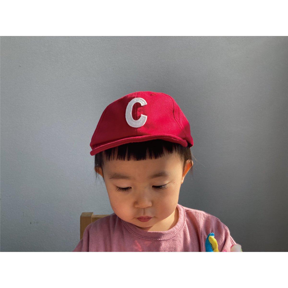 【KIDS】Kids Sim Logo Cap 詳細画像41