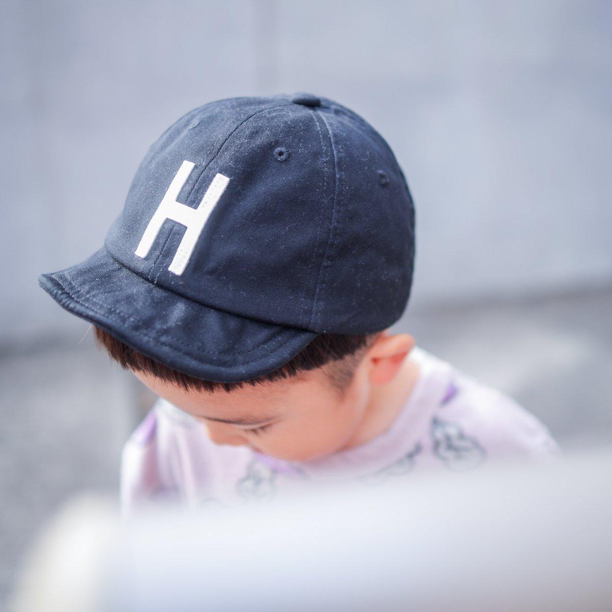 【KIDS】Kids Sim Logo Cap 詳細画像43