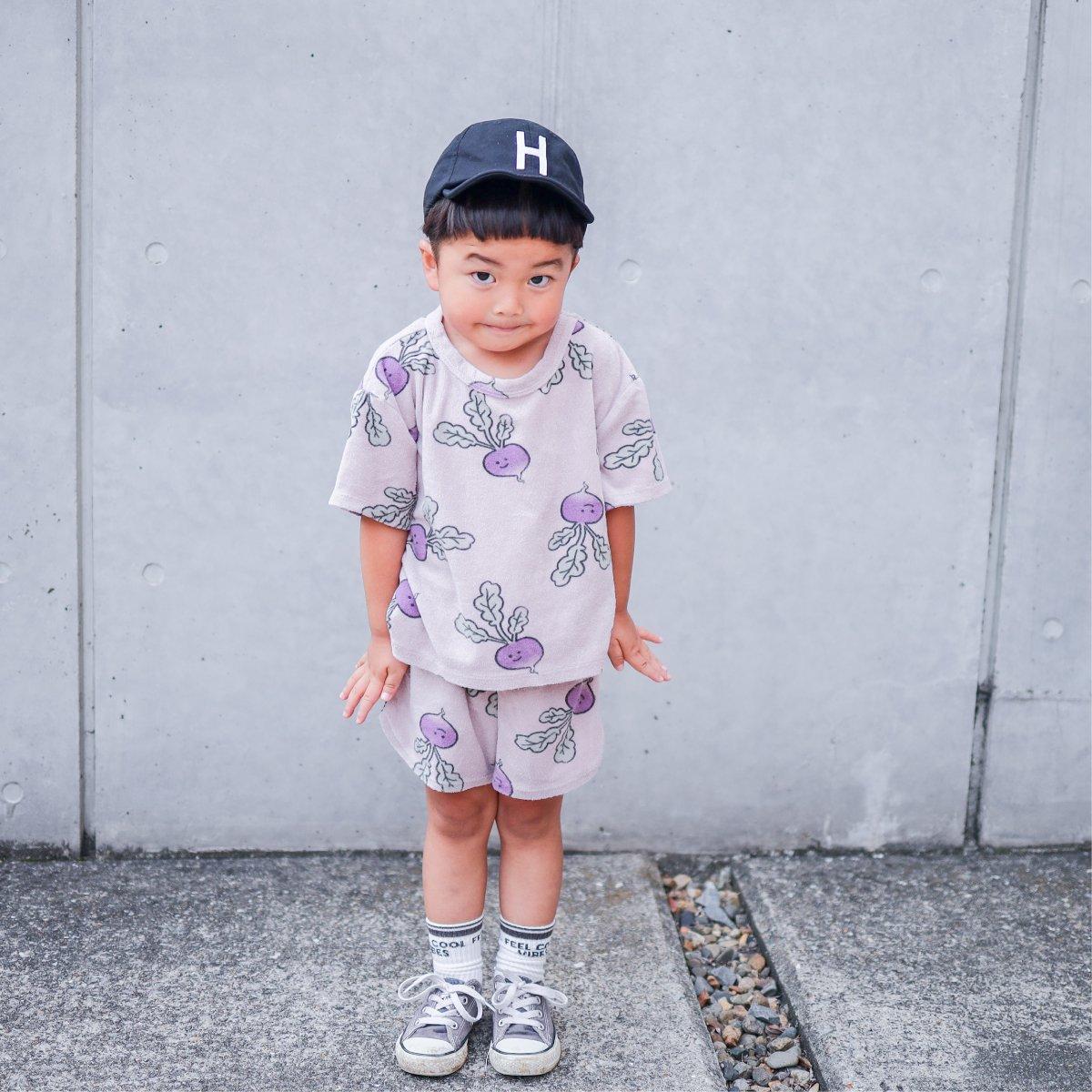 【KIDS】Kids Sim Logo Cap 詳細画像44