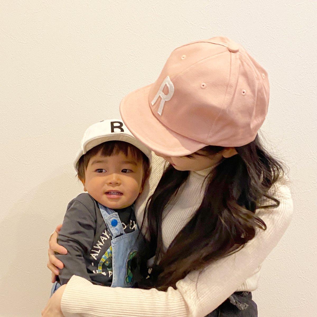 【KIDS】Kids Sim Logo Cap 詳細画像49