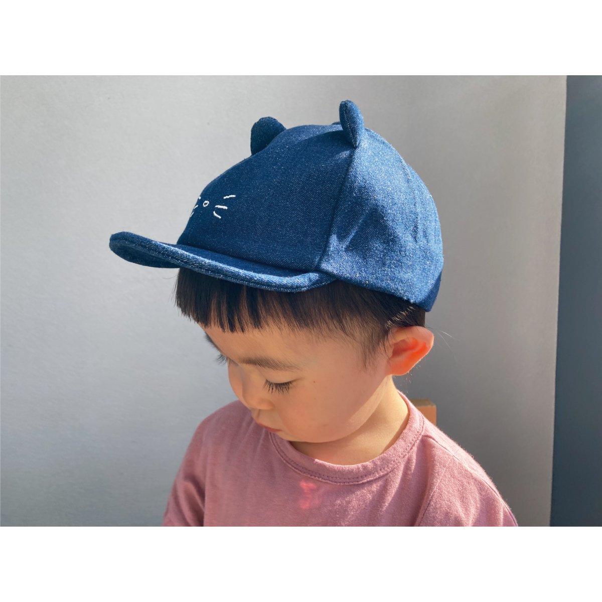 【KIDS】Cat Ear Cap 詳細画像19