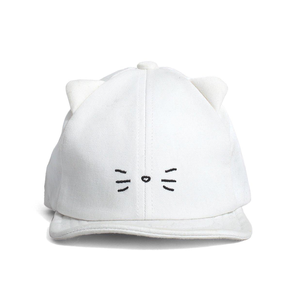 【KIDS】Cat Ear Cap 詳細画像2