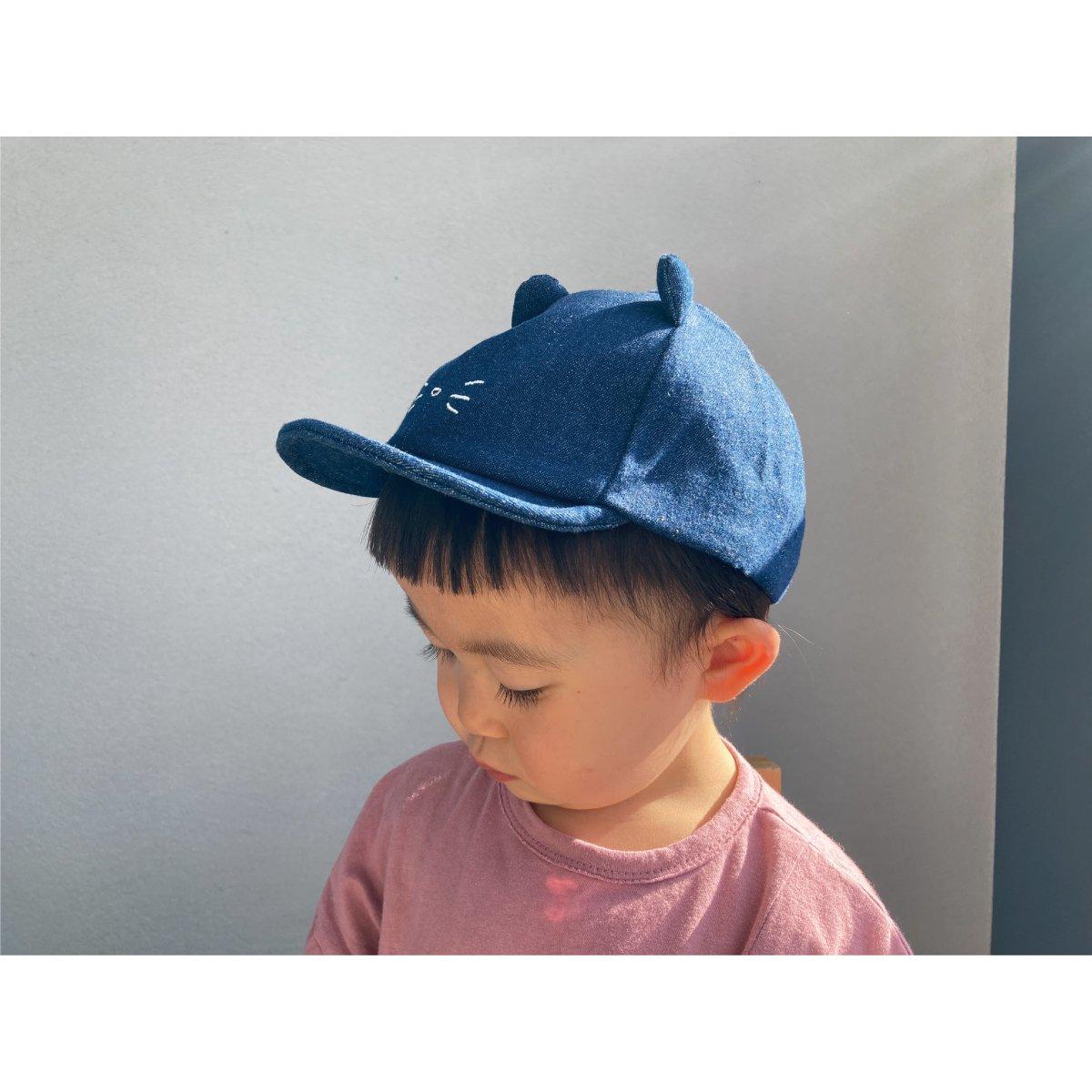 【KIDS】Cat Ear Cap 詳細画像20