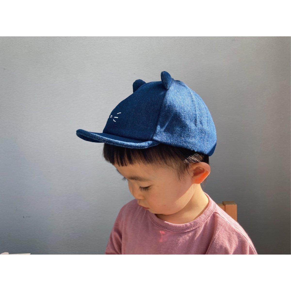 【KIDS】Cat Ear Cap 詳細画像21