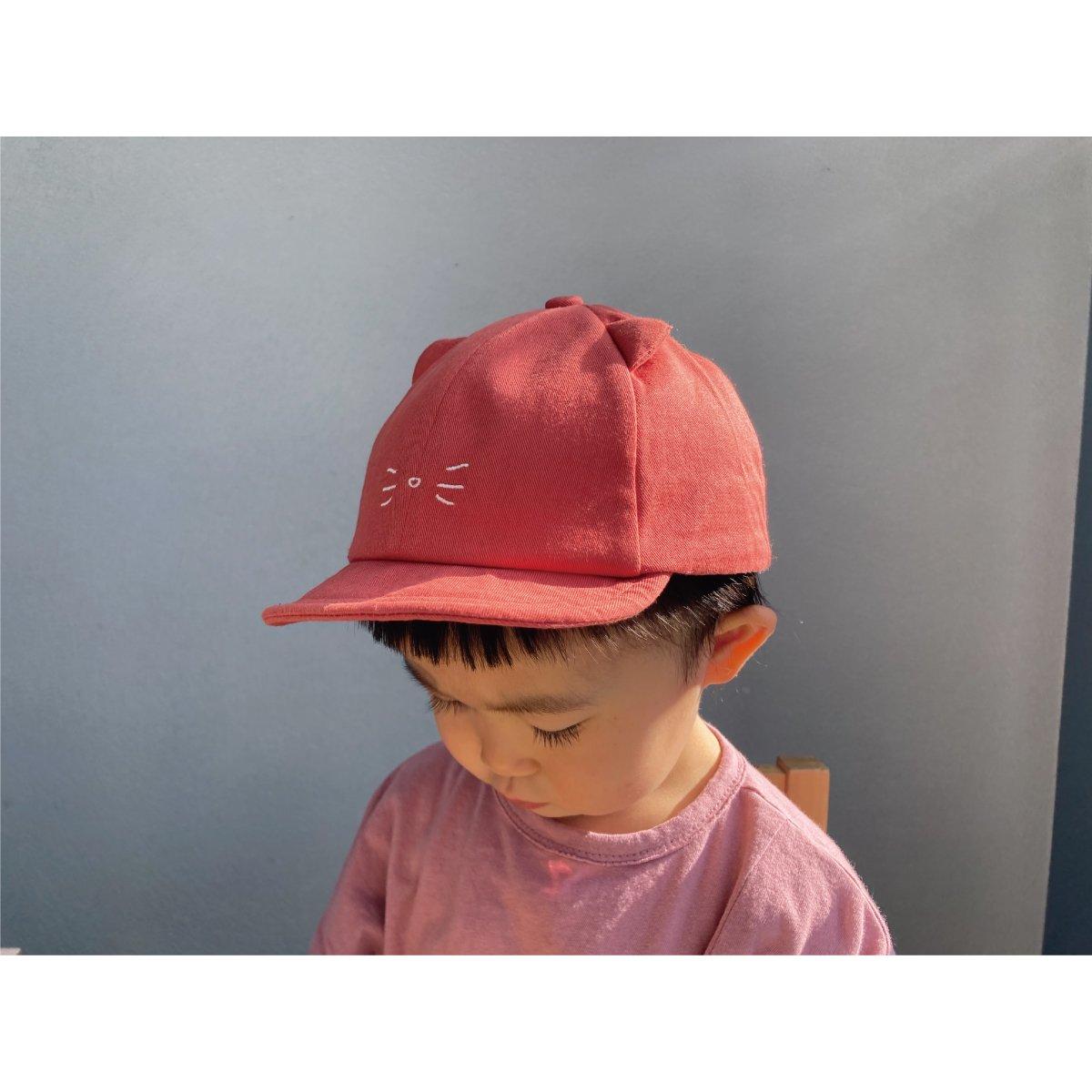 【KIDS】Cat Ear Cap 詳細画像22
