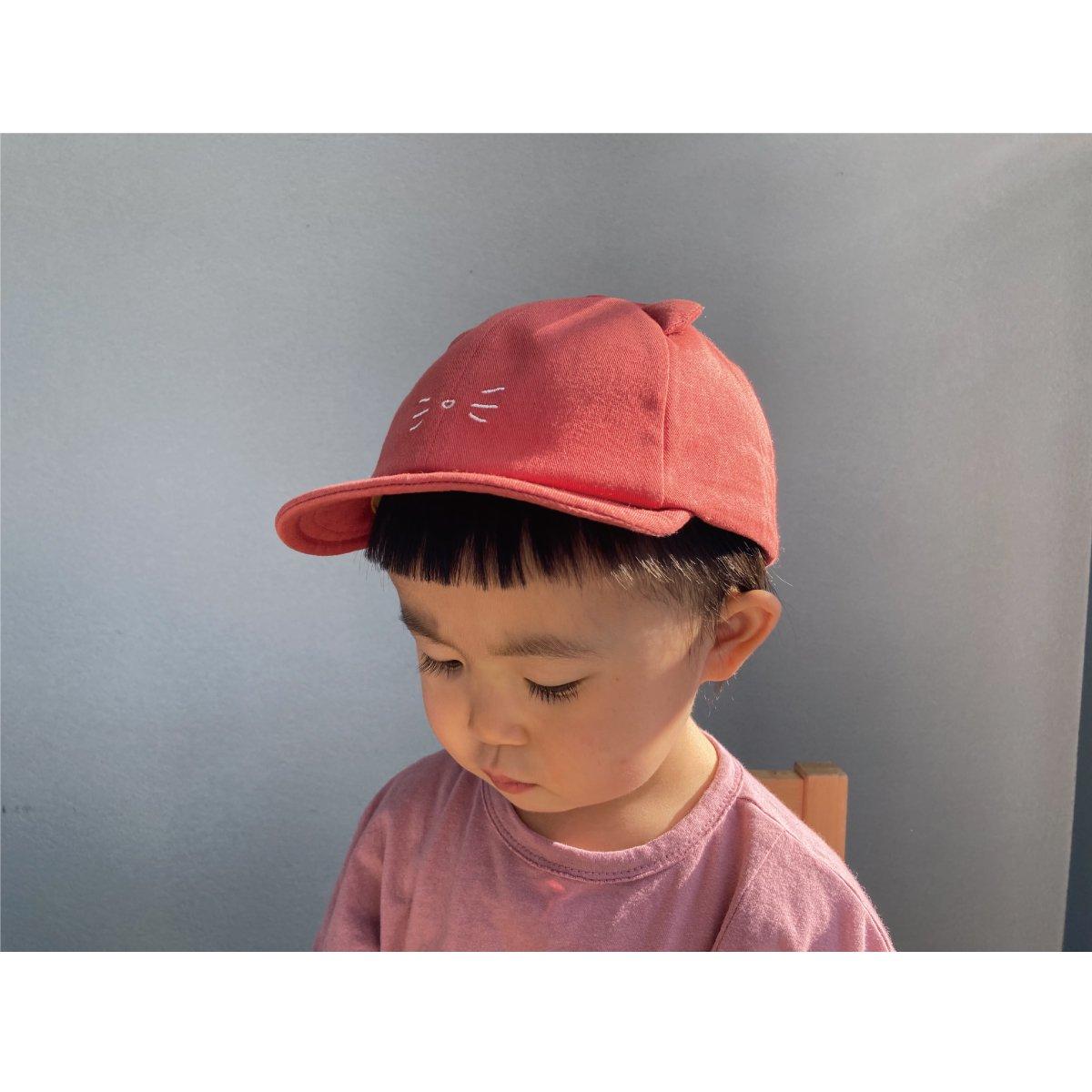 【KIDS】Cat Ear Cap 詳細画像23