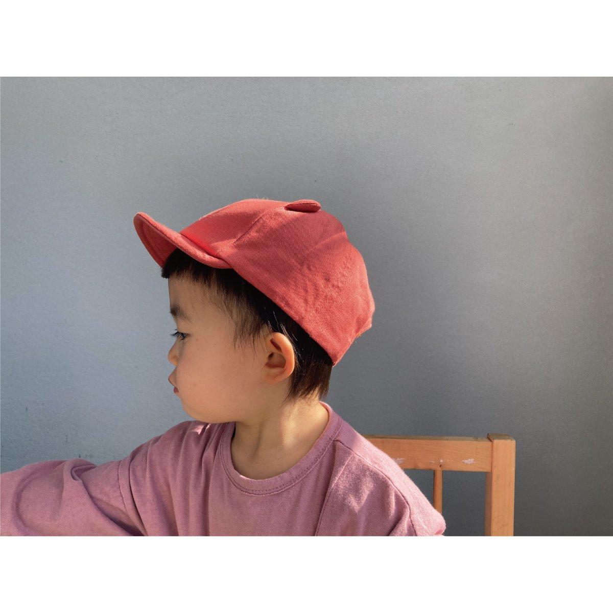 【KIDS】Cat Ear Cap 詳細画像24