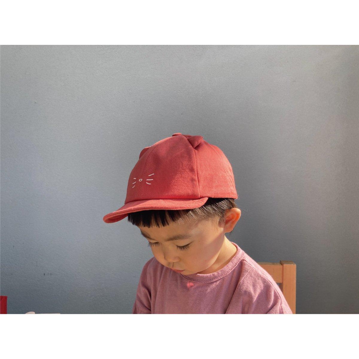 【KIDS】Cat Ear Cap 詳細画像25