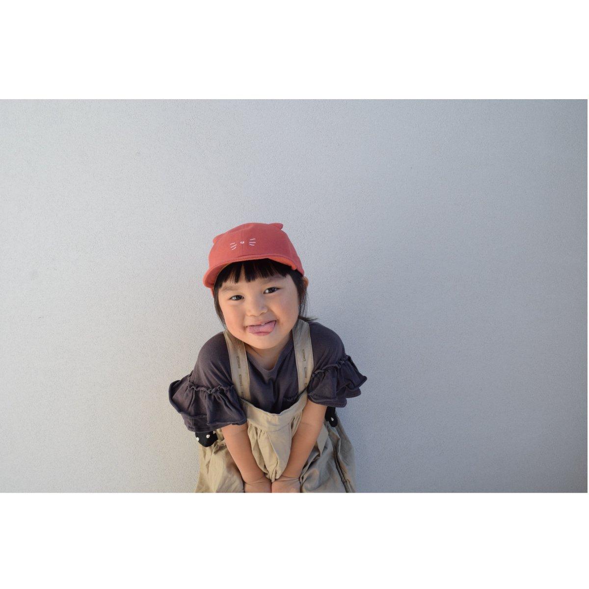 【KIDS】Cat Ear Cap 詳細画像26
