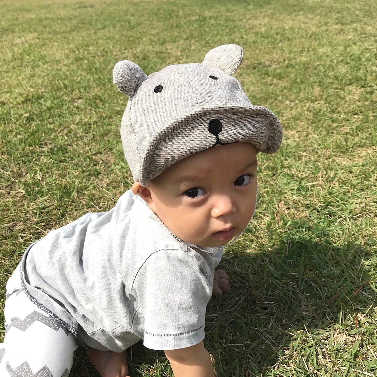 【BABY】Little Bear Cap 詳細画像11