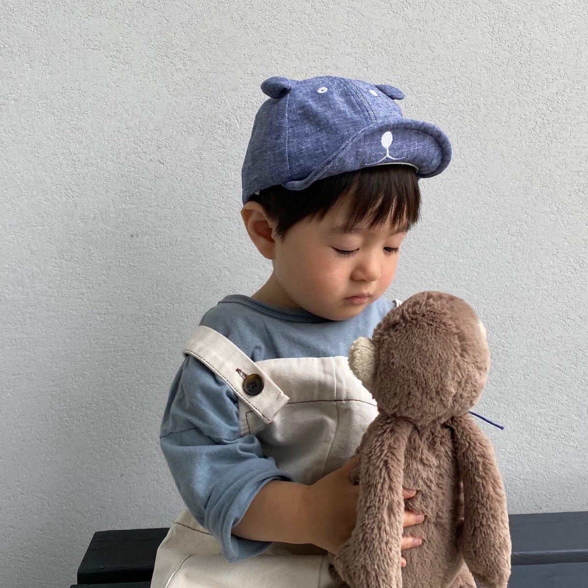 【BABY】Little Bear Cap 詳細画像14
