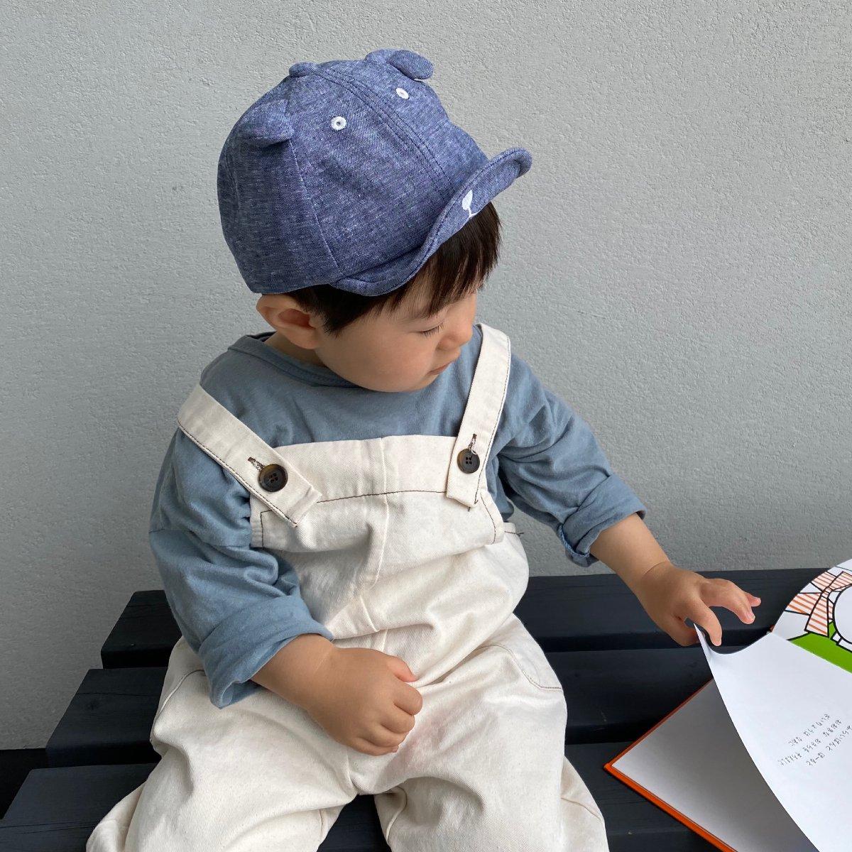 【BABY】Little Bear Cap 詳細画像15