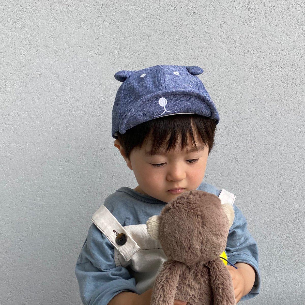 【BABY】Little Bear Cap 詳細画像16
