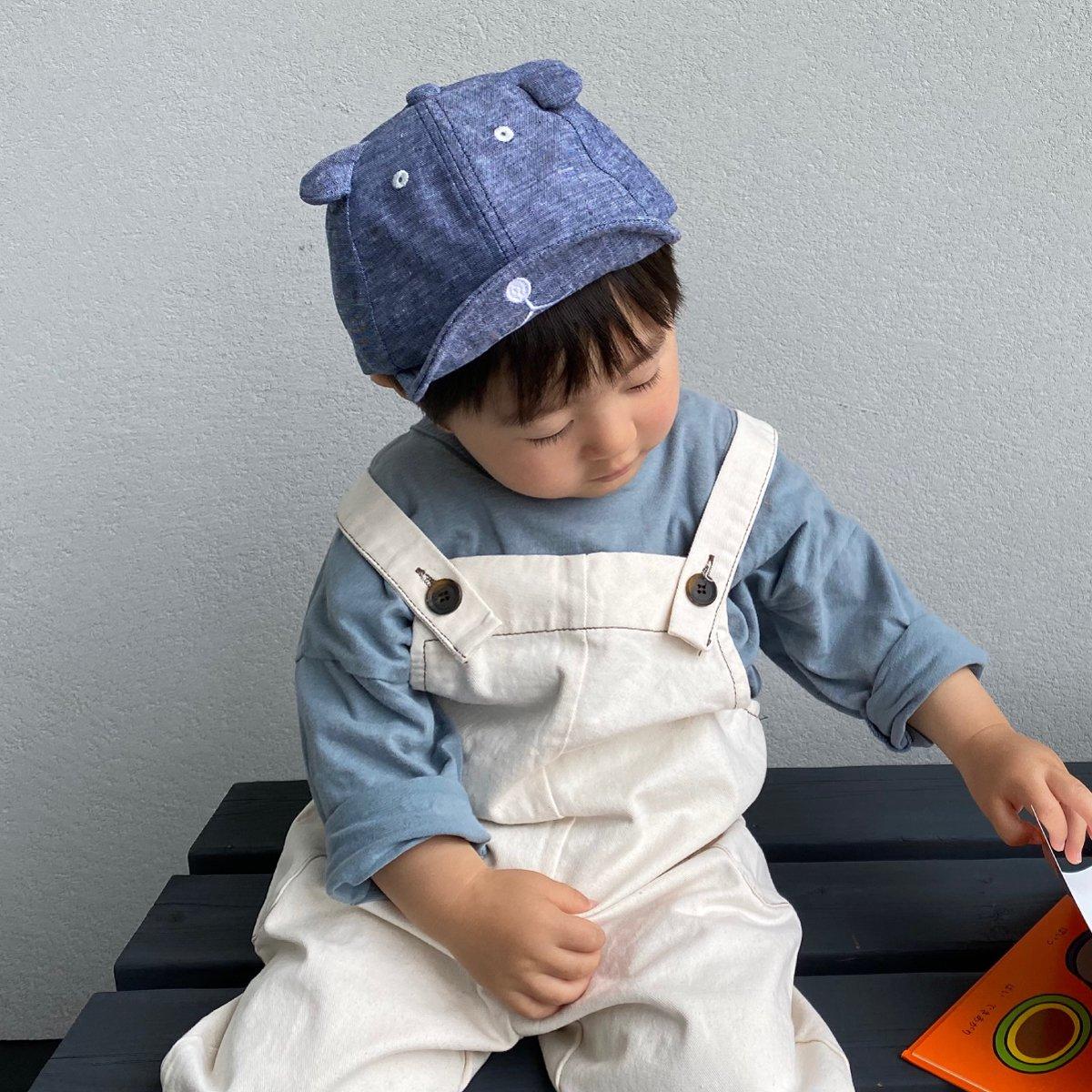 【BABY】Little Bear Cap 詳細画像17