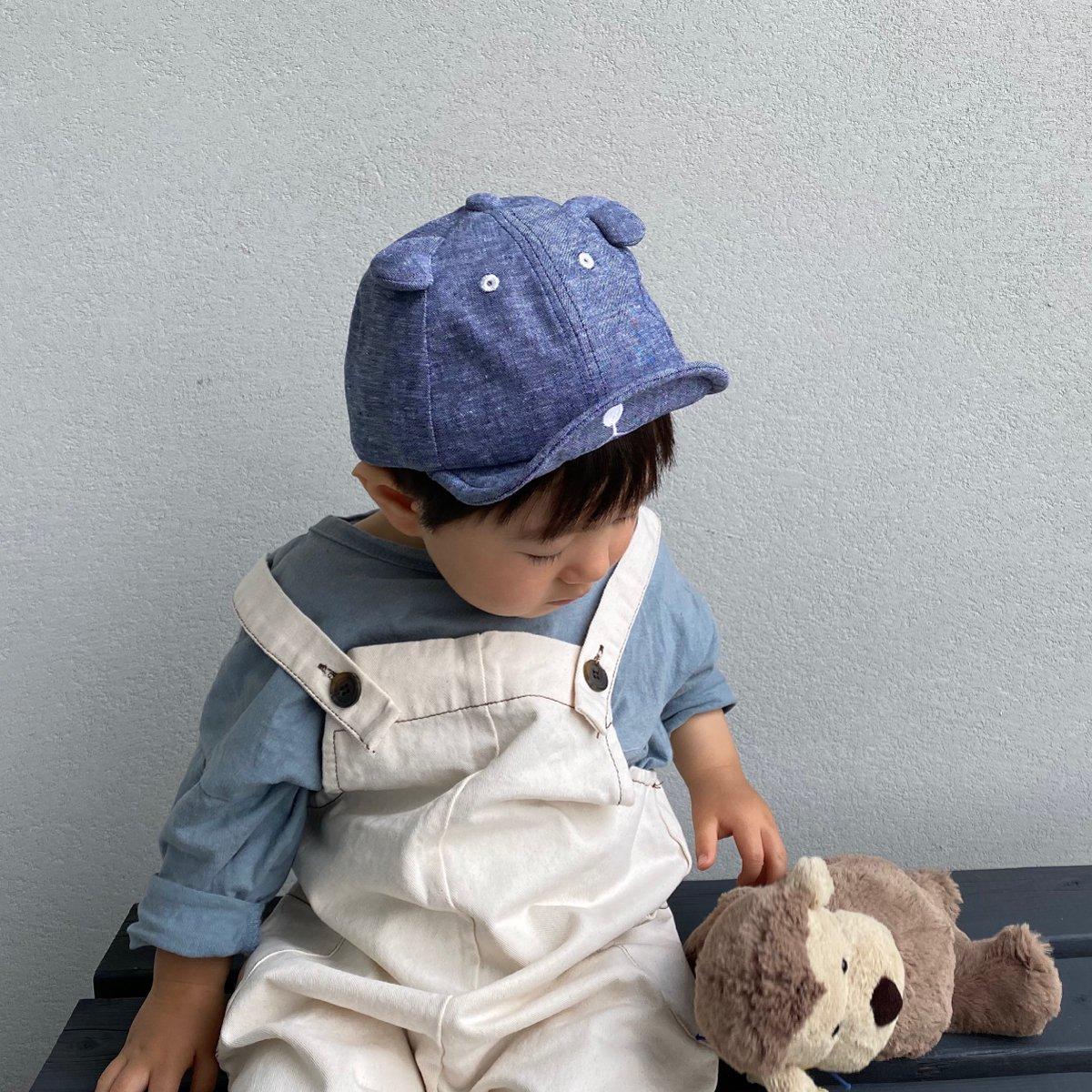 【BABY】Little Bear Cap 詳細画像18