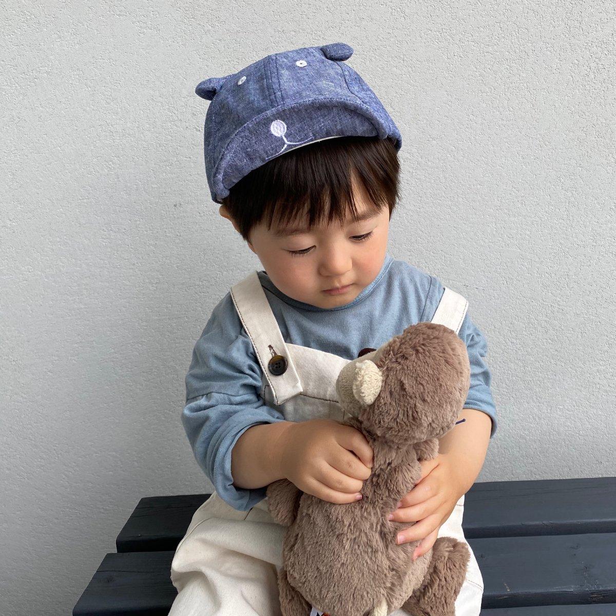 【BABY】Little Bear Cap 詳細画像19