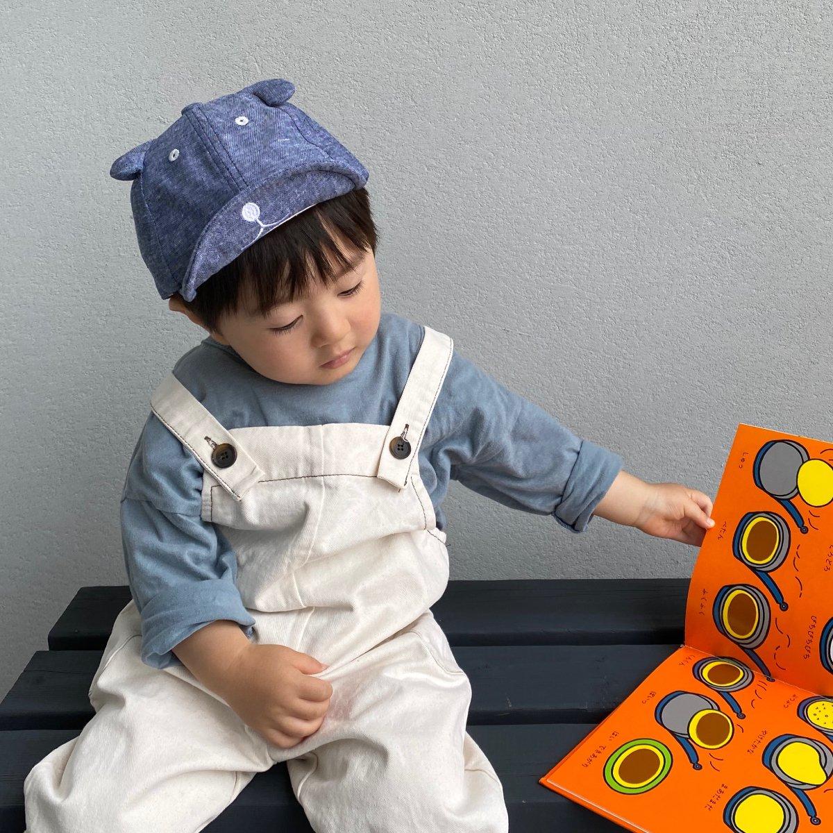 【BABY】Little Bear Cap 詳細画像20