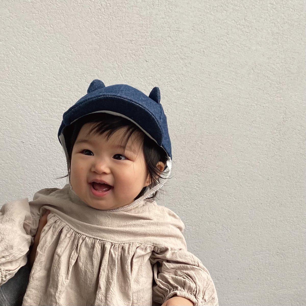 【BABY】Cat Ear Cap 詳細画像14