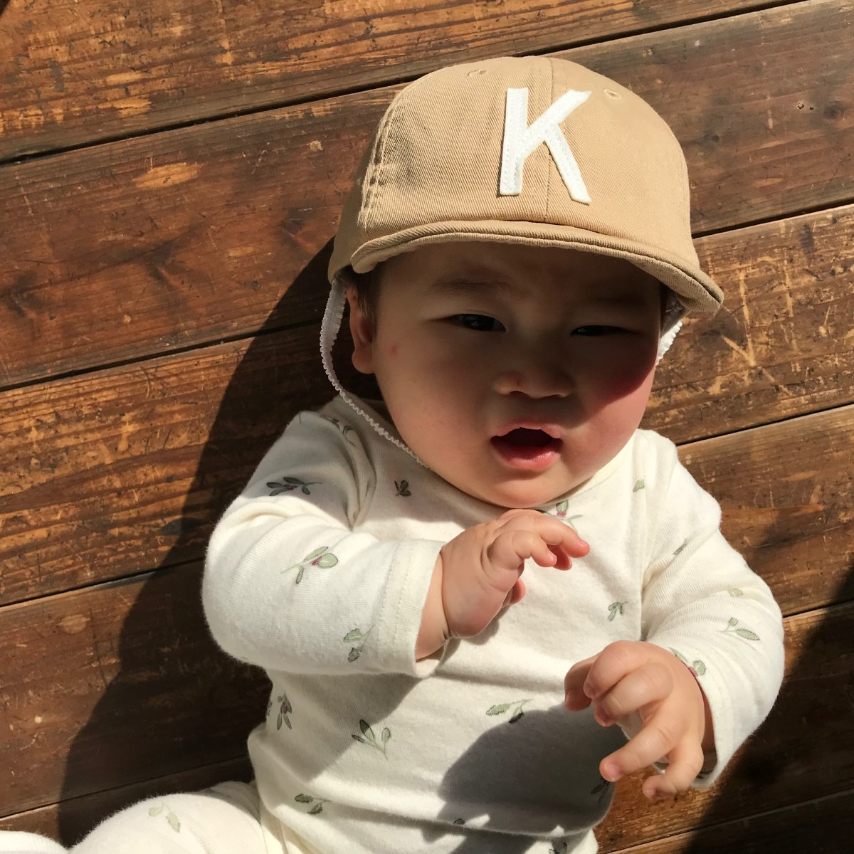 【BABY】Baby Sim Logo Cap 詳細画像21