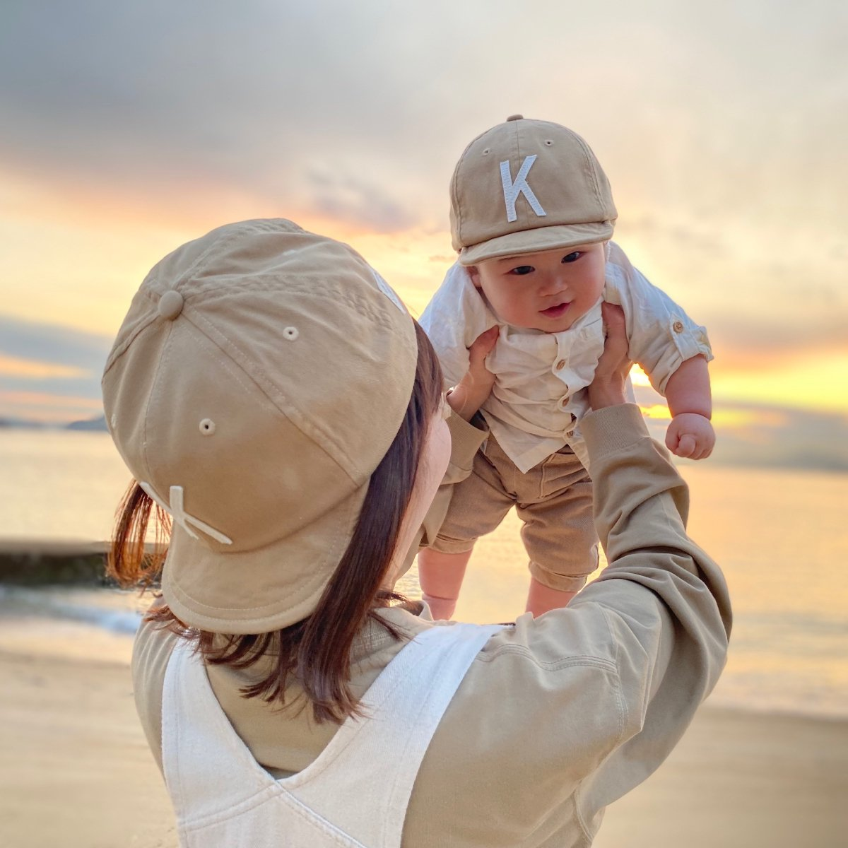 【BABY】Baby Sim Logo Cap 詳細画像25