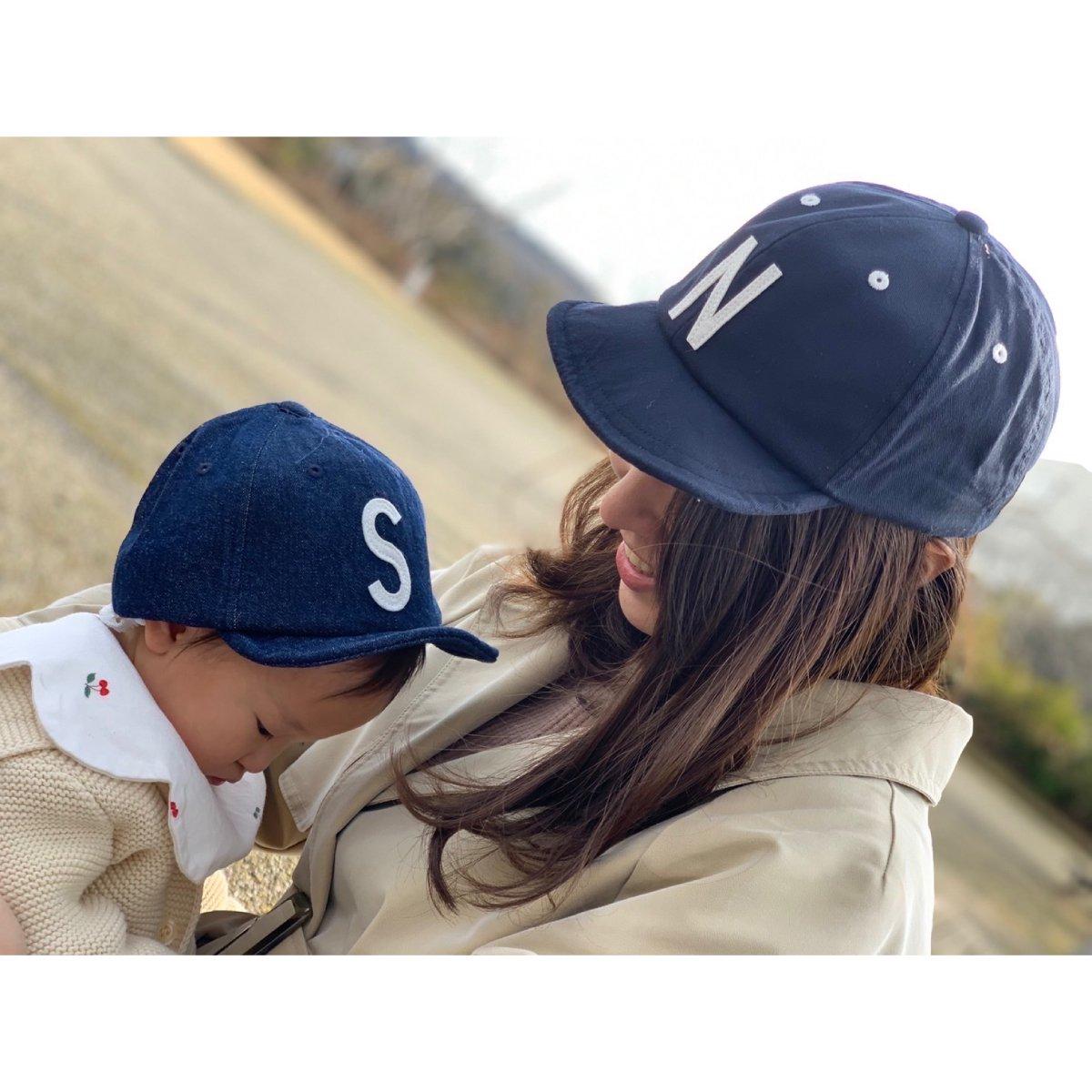 【BABY】Baby Sim Logo Cap 詳細画像28