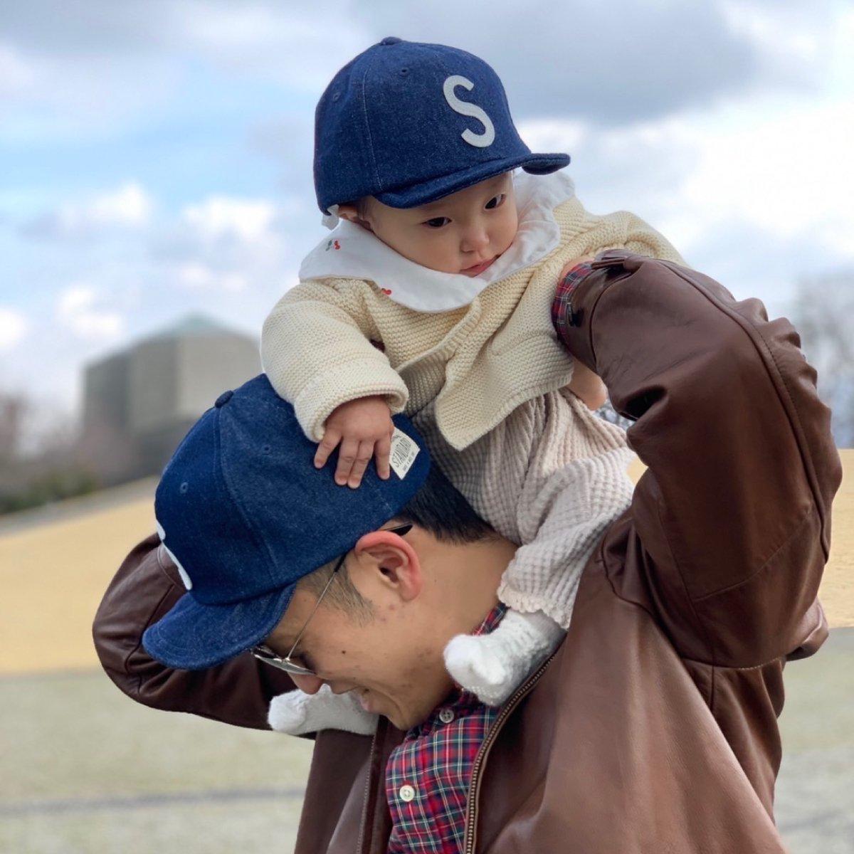【BABY】Baby Sim Logo Cap 詳細画像29