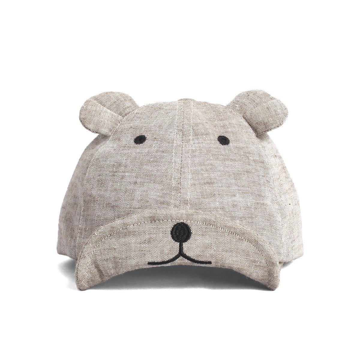 【KIDS】Little Bear Cap 詳細画像1