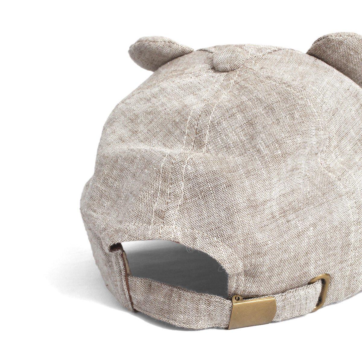 【KIDS】Little Bear Cap 詳細画像10