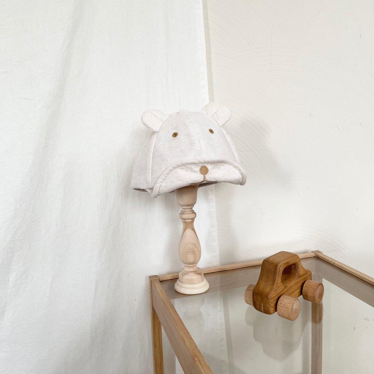【KIDS】Little Bear Cap 詳細画像13