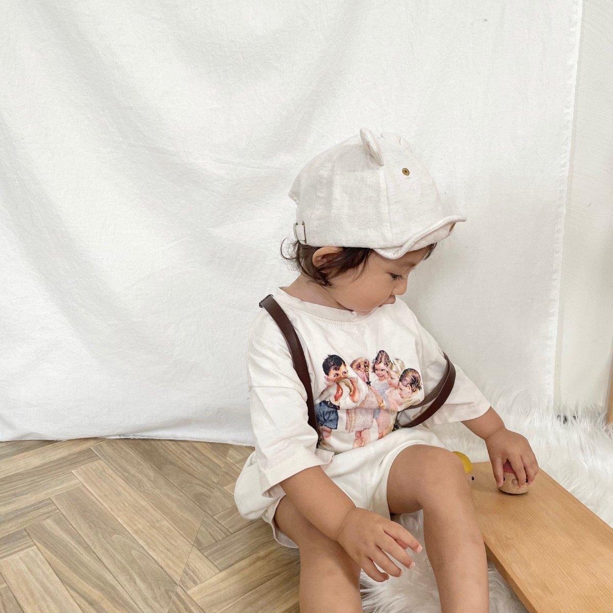 【KIDS】Little Bear Cap 詳細画像16