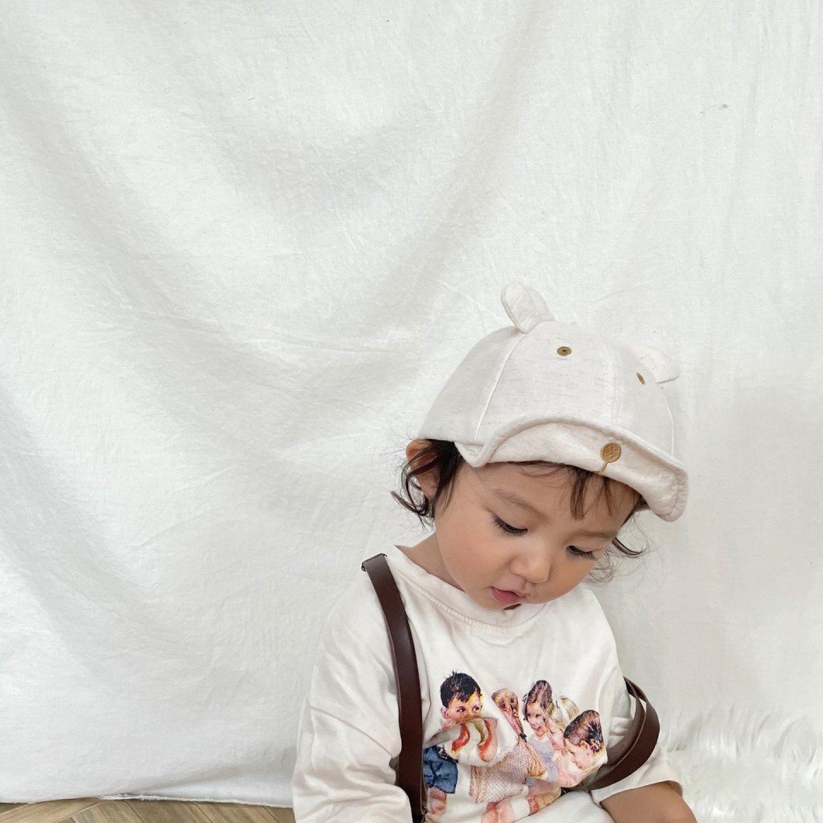 【KIDS】Little Bear Cap 詳細画像17